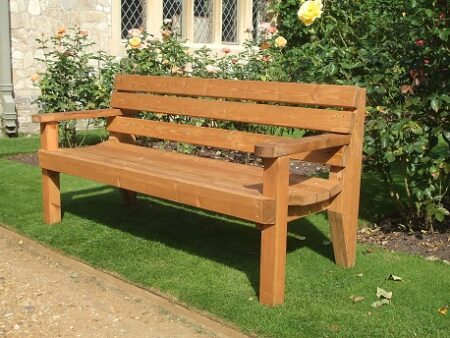 Wooden Garden Benches, Huntingdon, St Neots, Cambridge, Peterborough