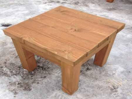 Garden Coffee Tables Outdoor Coffee Tables 120cm E Timber Products